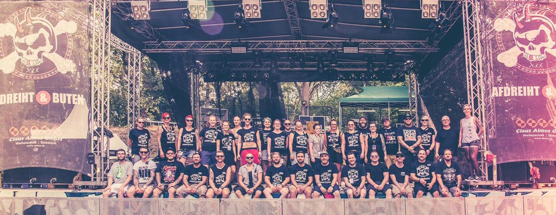 Afdreiht & Buten - Crew